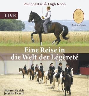 Die »Welt der Légèreté« im Hannoveraner Pferdezentrum in Alsfeld