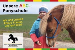 Neue Termine für unsere ABC-Ponyschule!